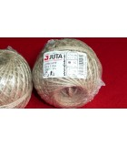 Špagát Juta, z juty, 500 x 3 tex, 100 g, priemer 1,75 mm, dĺžka 60 m, zaťaženie 19 kg