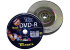 TRAXDATA DVD-R 4.7 GB, 16x, Magic Silver, SP 10