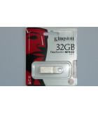 Kingston 32 GB DataTraveler SE9 G2 USB 3.1/3.0/2.0 kovový