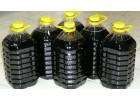 Ríbezľové víno 10 litrov v cene 13,-€ a višňové víno 10 litrov v cene 14,-€, Domáce Bio