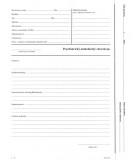Psychiatrický ambulantný chorobopis IGAZ 240